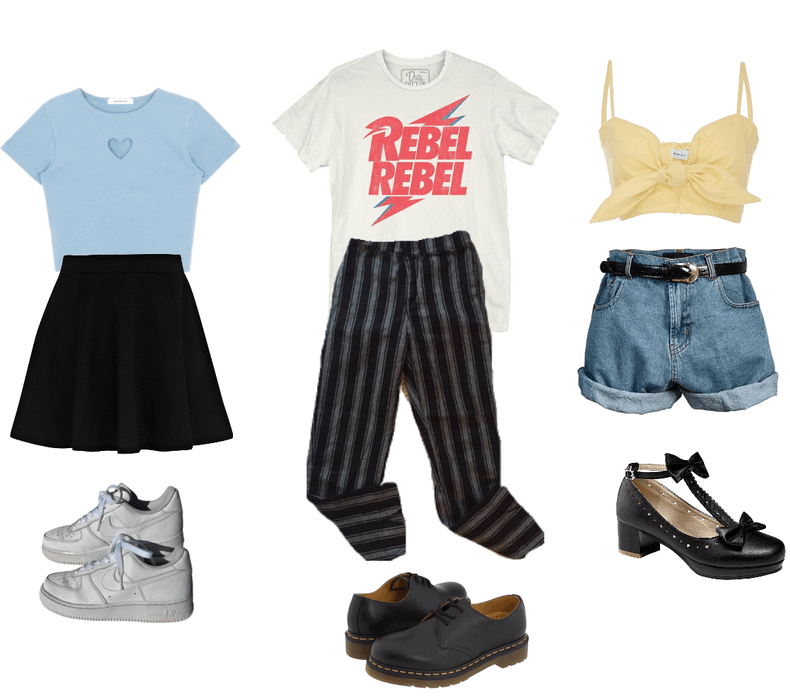 357c3a0de4ce girly/tomboy Outfit | ShopLook