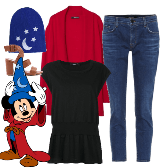 342b978faf7 Sorcerer Mickey Outfit