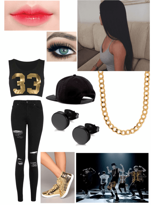 Bts We Are Bulletproof Pt 2 Outfit 1 Outfit Shoplook
