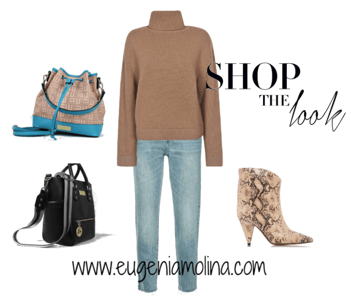 fall outfits , camel sweater