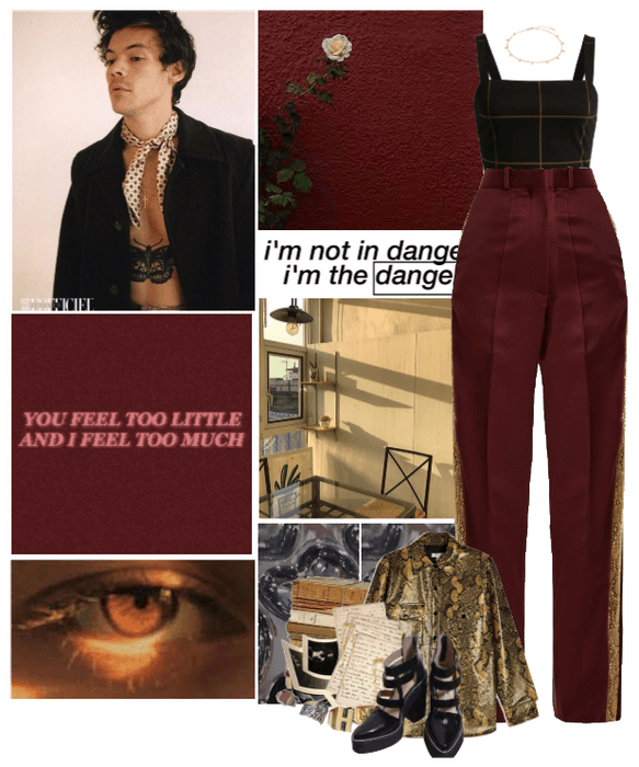Fine Line An Album By Harry Styles Outfit Shoplook
