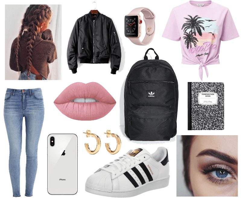 How to Wear, Back to School Outfit