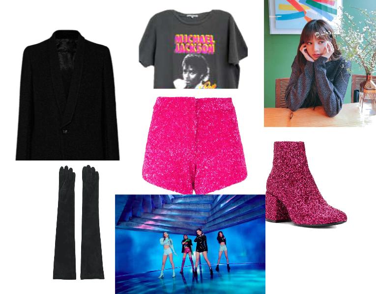 Blackpink Lisa Du Ddu Dduu Outfit Shoplook