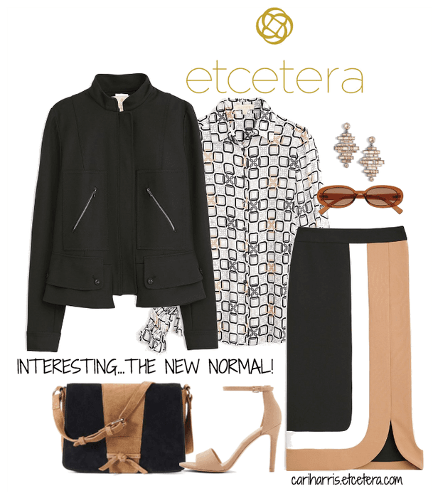 Etc Spring 2020 Pandora Links Modern Skirt Outfit Shoplook