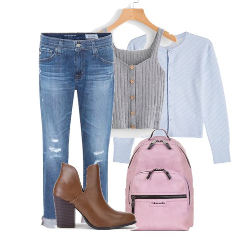 Winter School Outfits Outfit