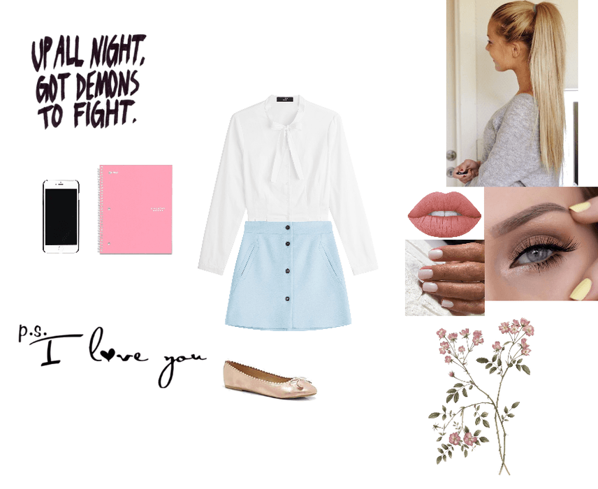 Betty Cooper Riverdale Outfit Shoplook