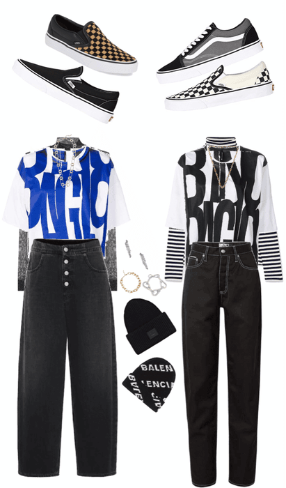 eboy and egirl Outfit
