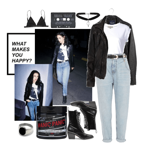 43a62f46878c7 Winona Ryder in the 90s Outfit   ShopLook