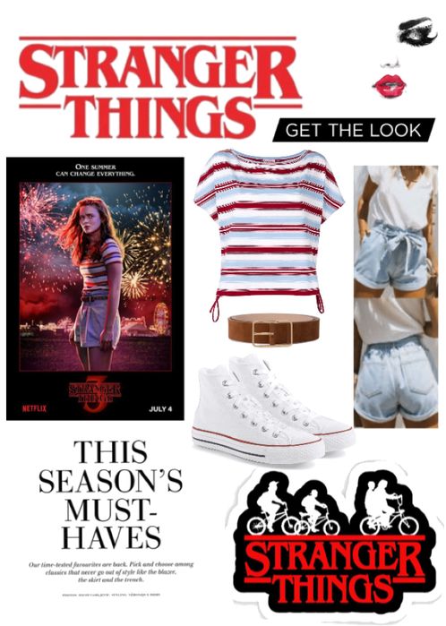 Stranger Things: Max Mayfield Outfit | ShopLook