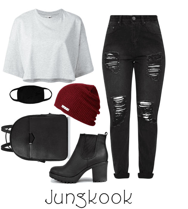 Jungkook Airport fashion inspired | BTS Outfit | ShopLook