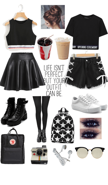4a0f6bc4e1eb Summer grunge💀💕 Outfit