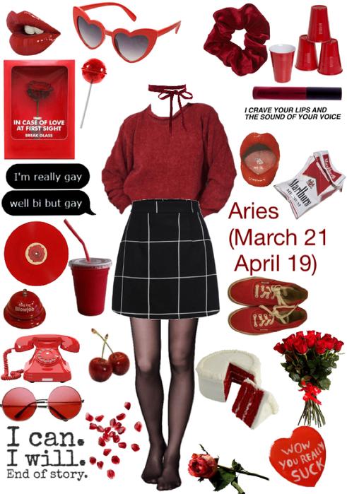 Look #89: aries Outfit | ShopLook