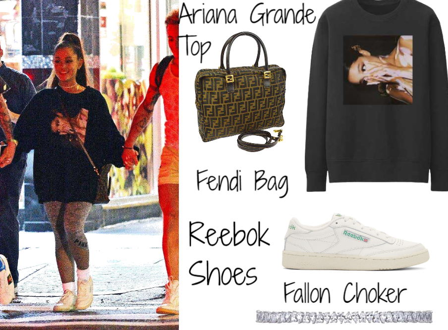 servicio duradero super calidad verse bien zapatos venta Ariana Grande - Style - 16/7/18 Outfit | ShopLook