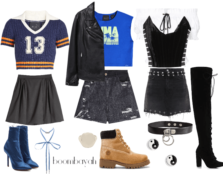 Blackpink Boombayah Outfit Shoplook