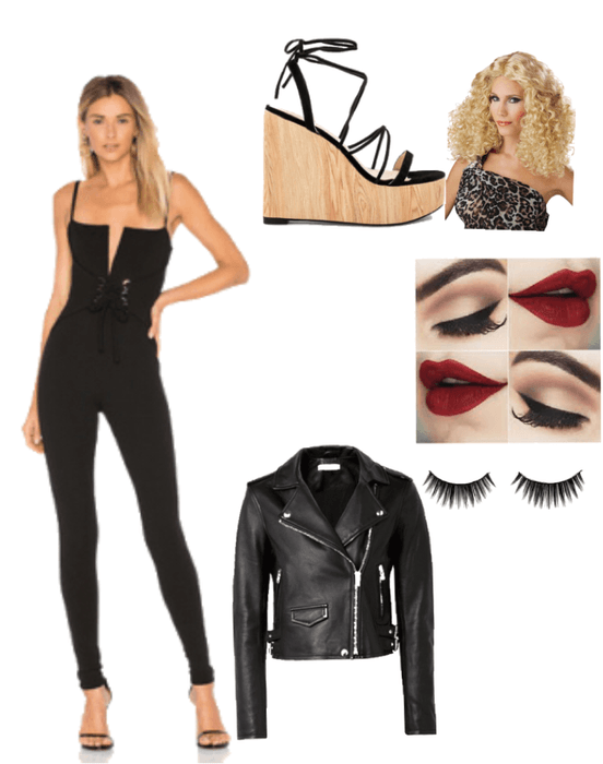 Spiksplinternieuw Sandy - Grease Halloweeen Outfit | ShopLook LB-86