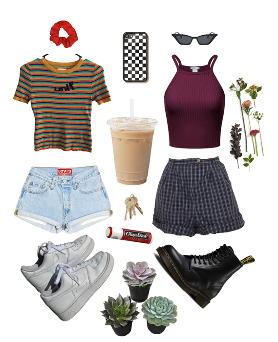 2 Emma Chamberlain Inspired Outfits Outfit