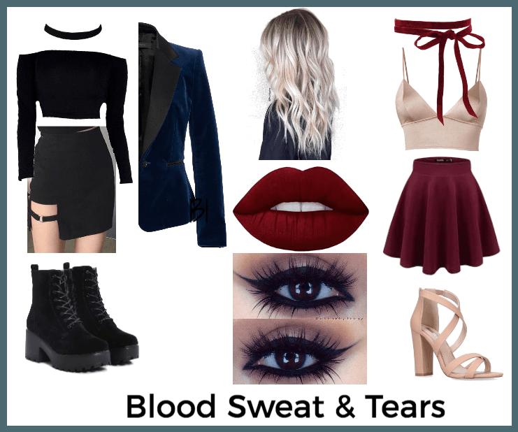 Blood Sweat \u0026 Tears ~