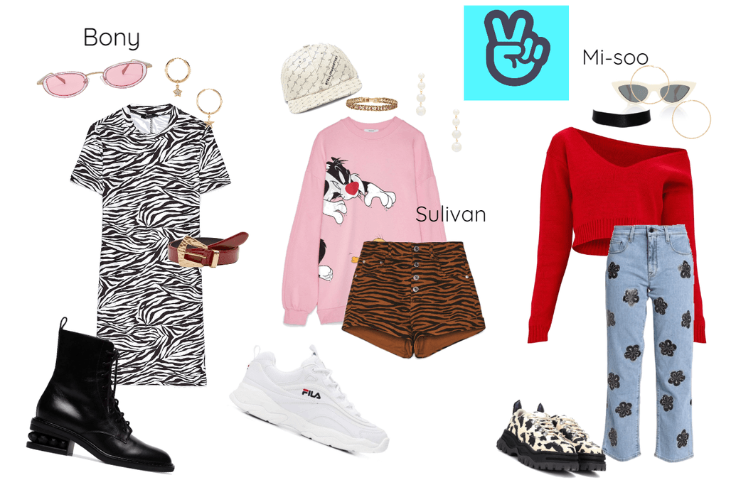 Vlive Outfit | ShopLook