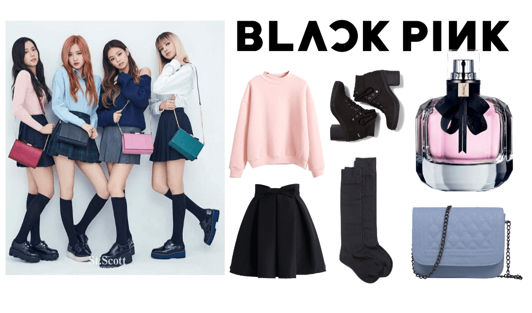 ❤ BlackPink in your area ❤ Outfit | ShopLook