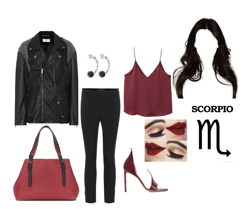 Scorpio Month Outfit | ShopLook