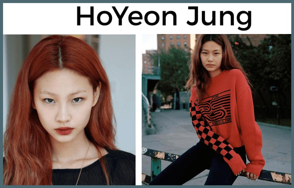HOYEON JUNG - Hoyeon Jung Photos Photos - Marc Jacobs, Sofia