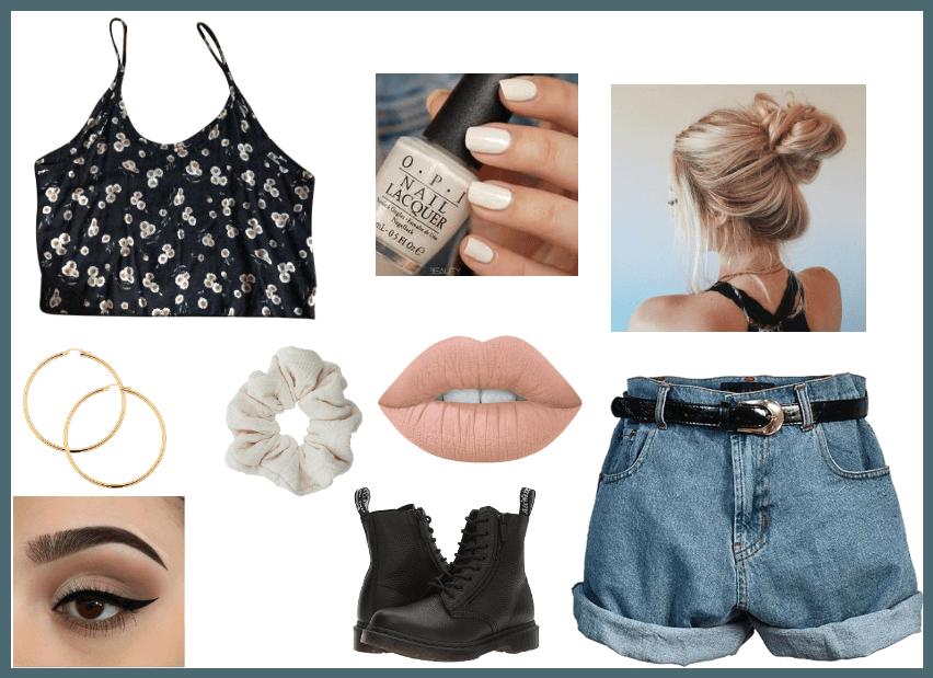 0f06fbcaeebdf9 Everyday Summer Outfit