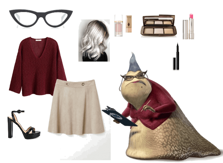 ROZ monsters inc  Outfit | ShopLook