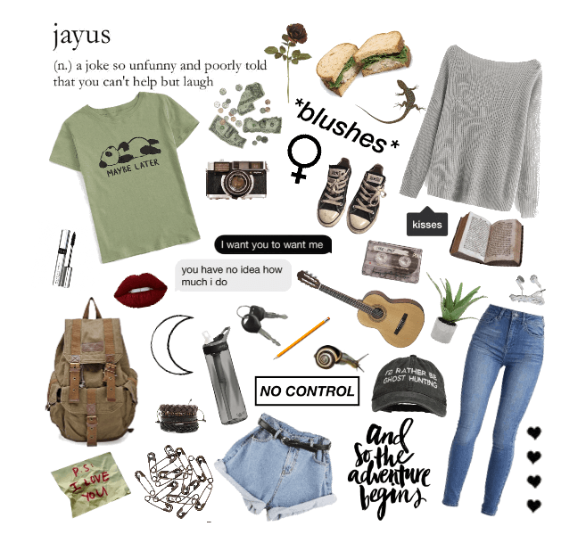 Lowkey my aesthetic <3 Outfit | ShopLook