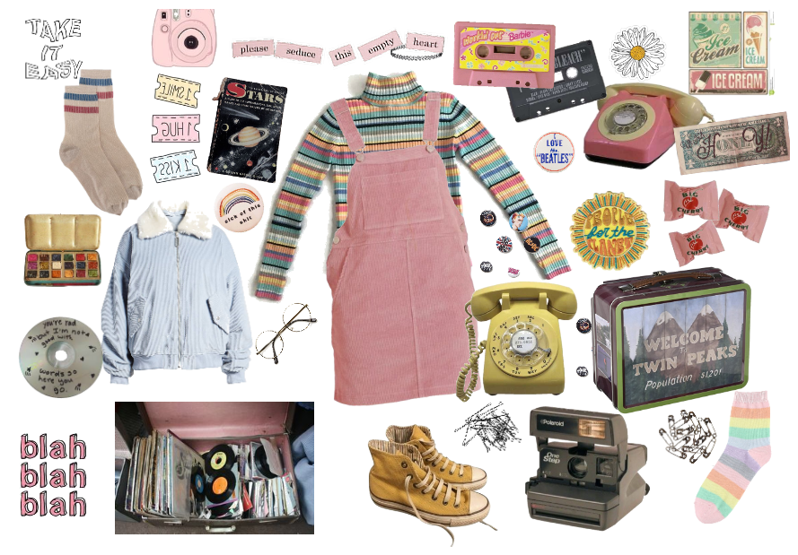 50942db2e874 Pastel Grunge Outfit | ShopLook