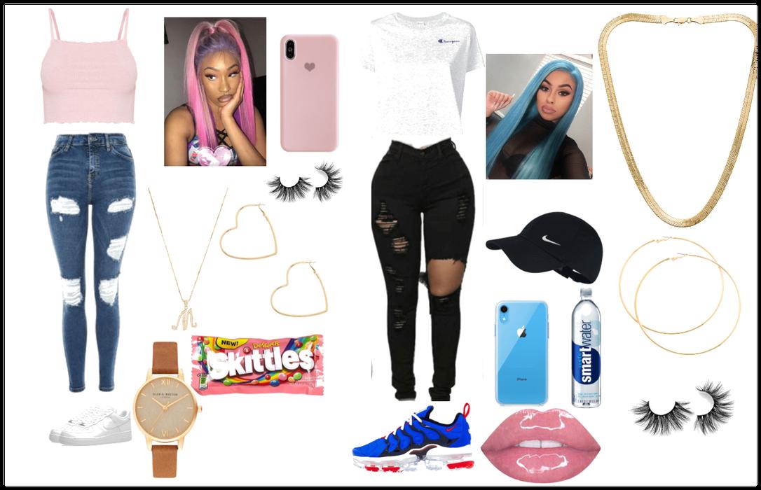 Baddie Outfit Shoplook