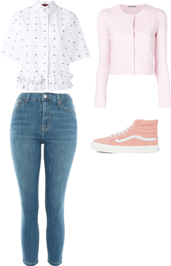 Betty Cooper Outfit Riverdale Collection Outfit Shoplook