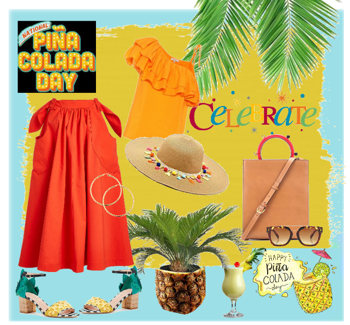 National Pina Colada Day ~ July 10