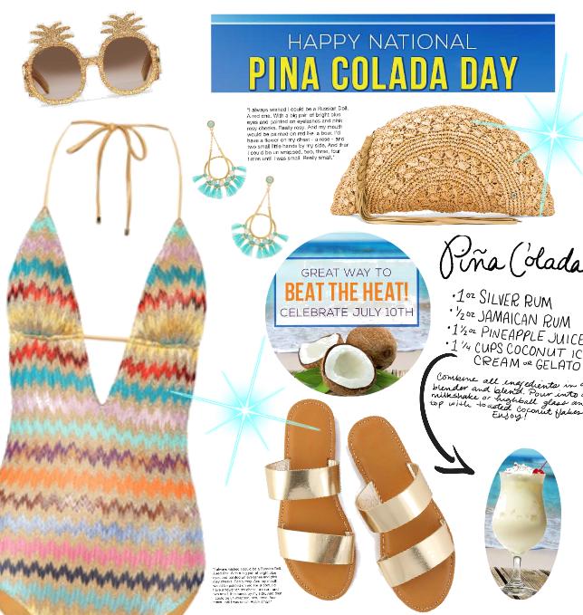 Pina Colada Day!