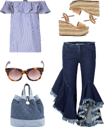 Chambray Sunshine