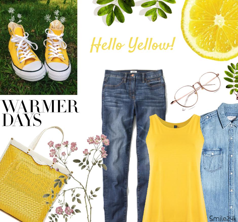 summer yellow