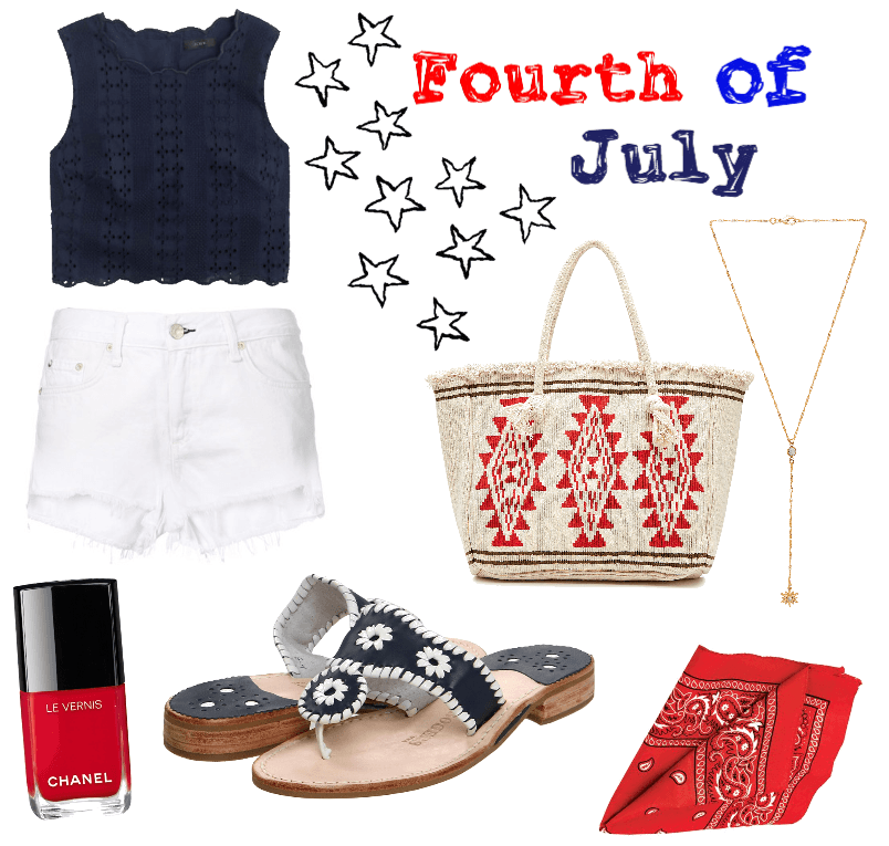 Fourth of July Vibes