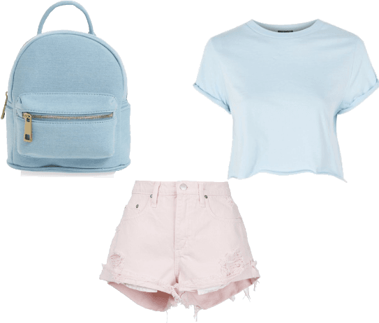 """DDLB/DDLG """"girly"""" outfit"""