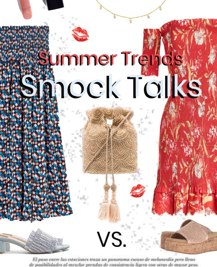 Smock Talks: Trend Alert