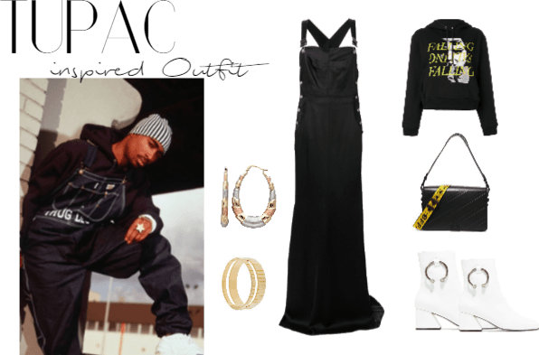 0d0c489933934 Tupac Shakur inspired Outfit  3 Outfit