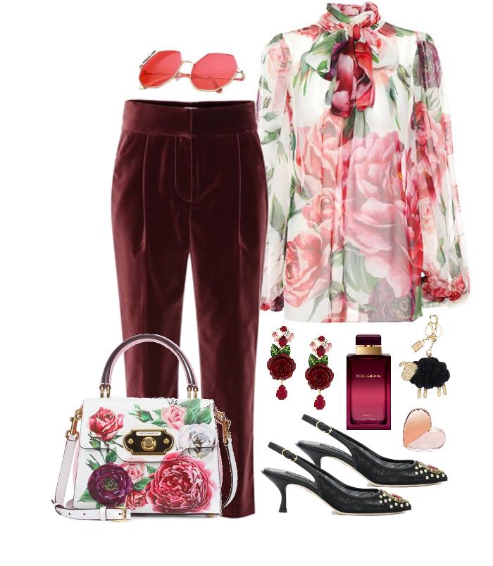 Velvet and Roses