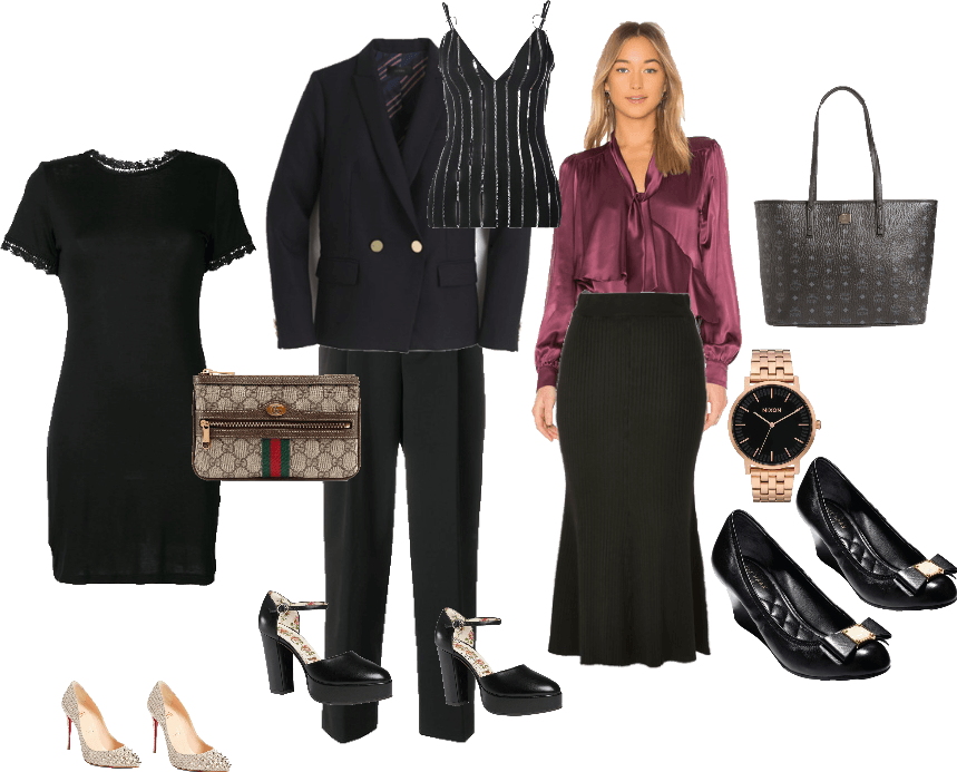 Glamour Work Style