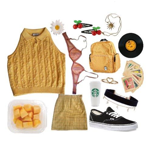 Oana school outfit