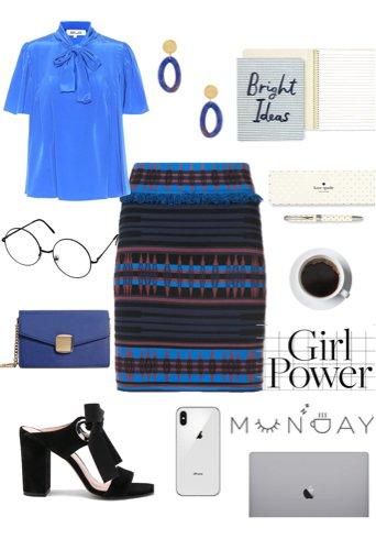 Girl Power Monday