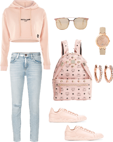 1edf400eb530 The Girly Or Tomboy Outfit Outfit | ShopLook
