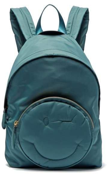 Chubby Wink Backpack - Womens - Dark Green