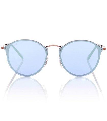 RB3574 Blaze Round sunglasses