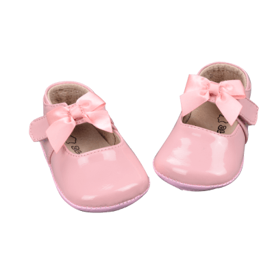 Baby girl shoes pink