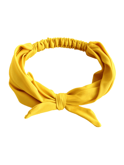 ZAFUL Elastic Bowknot Beach Headband ZAFUL Elastic Bowknot Beach Headband