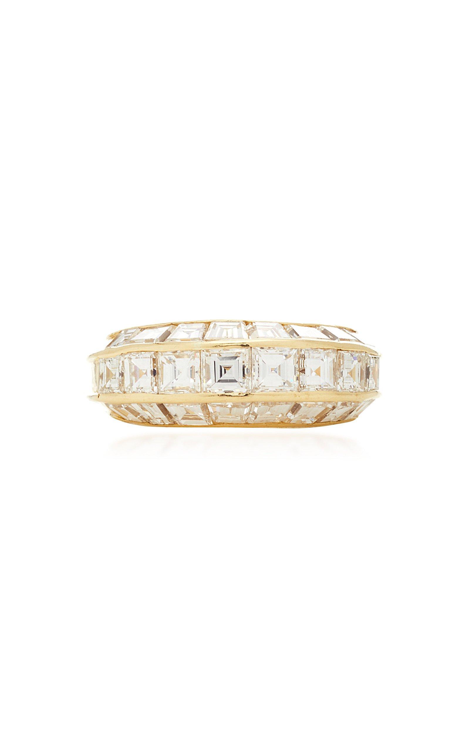 Simon Teakle Gold Link Bracelet