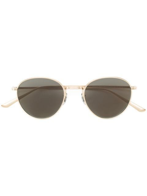 Oliver Peoples Brownstone 2 round-frame sunglasses